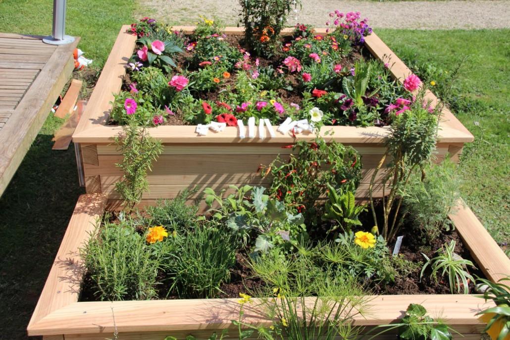 Beluftung Und Bewasserung Von Hochbeeten Und Pflanzentrogen Lite
