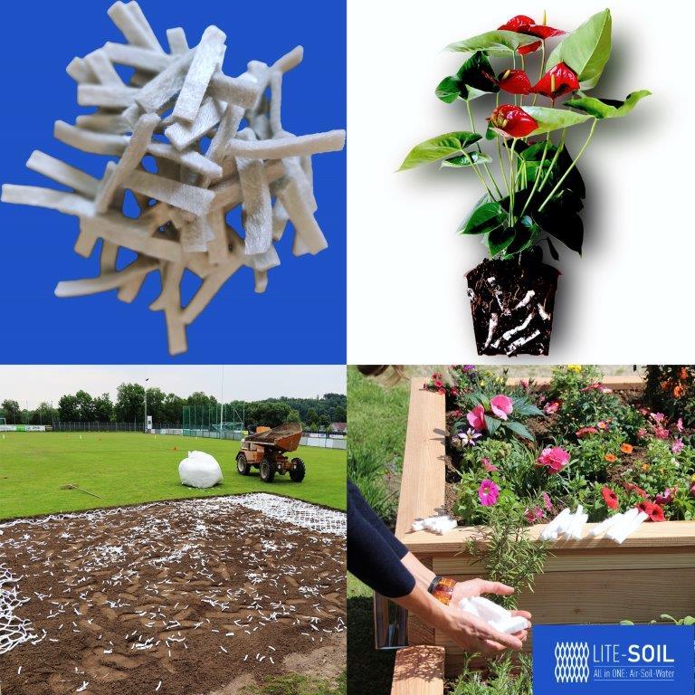 Wasserspeicher Lite-Soil