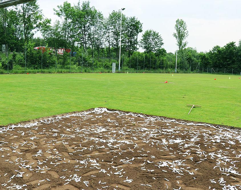LITE-STRIPS Fußballplatz